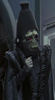 Alan Ruscoe as Daultay Dofine