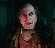David Bradley as Mr. Filch (PS)