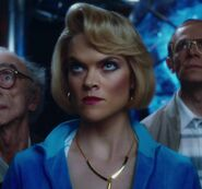 Missi Pyle as Mrs. Beauregarde