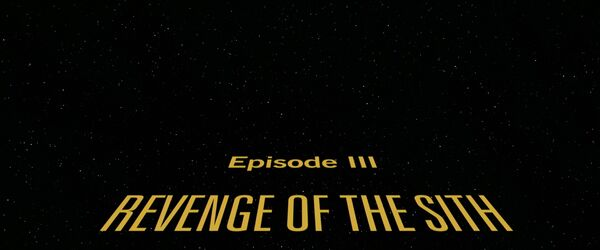 Revenge of the Sith Logo