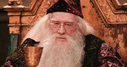 Richard Harris as Albus Dumbledore (PS)