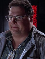 Wayne Knight as Nedry
