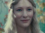 Cate Blanchett as Galadriel (FOTR)