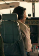 Patrick Crowley as Prop Plane Pilot