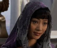 Bai Ling as Senator Bana Breemu (Scenes Deleted)
