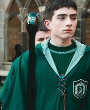 David Churchyard as Slyth Keeper
