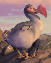 Josh Hamilton as Dodo (Voice)