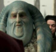 Matt Rowan as Senator Orn Free Taa (ROTS)