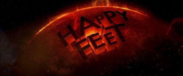 Happy Feet Logo