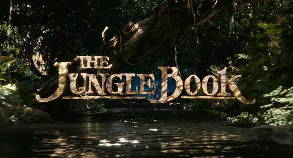 The Jungle Book (2016) Logo