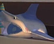Jack Angel as Additional Voices - Shark (Voice) (TS2)