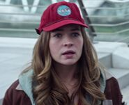 Britt Robertson as Casey Newton
