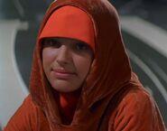 Natalie Portman as Padmé (TPM)