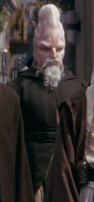 John Coppinger as Ki-Adi-Mundi