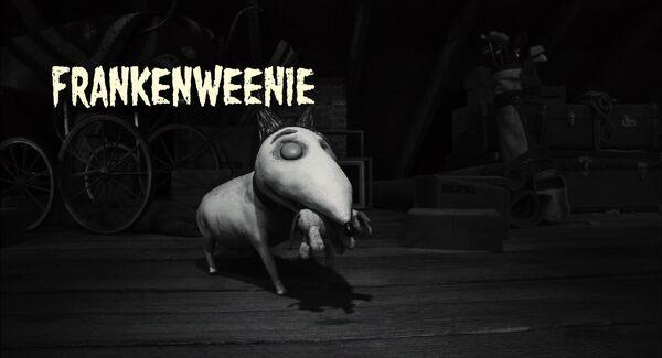 Frankenweenie (2012) Logo
