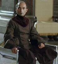Sacha Alexander as Graf Zapalo (TPM)