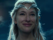 Cate Blanchett as Galadriel (AUJ)