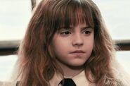 Emma Watson as Hermione Granger (PS)