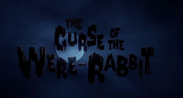 The Curse of the Were-Rabbit Logo