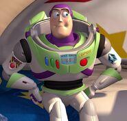 Tim Allen as Buzz Lightyear (Voice) (TS)