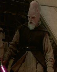 Silas Carson as Ki-Adi-Mundi (AOTC)