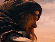 Tom Hardy as Max Rockatansky (Bearded)