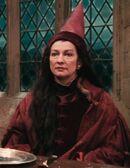 Hazel Showham as Hogwarts Teacher