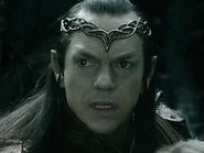 Hugo Weaving as Elrond (BOTFA)
