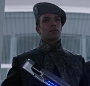 Darren Shahlavi as Tough Guard