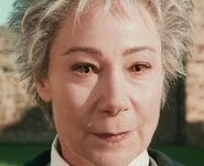 Zoë Wanamaker as Madame Hooch