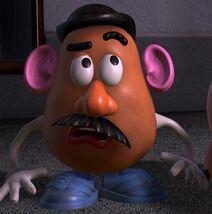 Don Rickles as Mr. Potato Head (Voice) (TS2)