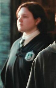 Helen Stuart as Millicent Bulstrode
