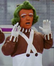 Rusty Goffe as Oompa Loompa