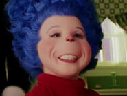 Brittany Oaks as Thing 2