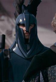 Sebastian Dewing as Coruscant Guard