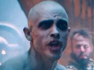 Russ McCarroll as Blood 'Shed' War Boy
