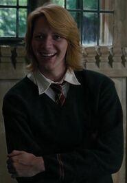 Oliver Phelps as George Weasley (GOF)