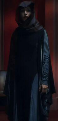 Karol Cristina da Silva as Rabé