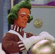 Malcolm Dixon as Oompa Loompa