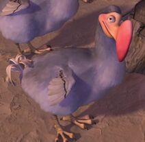 P.J. Benjamin as Dodo (Voice)