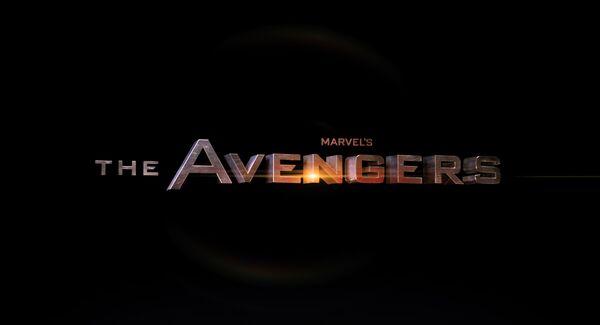 The Avengers (2012) Logo