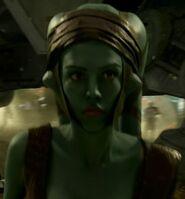 Amy Allen as Aayla Secura (ROTS)