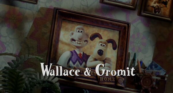Wallace & Gromit Logo (COTWR)