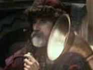 John Howe as Laketown Musician