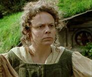 Megan Edwards as Mrs. Proudfoot
