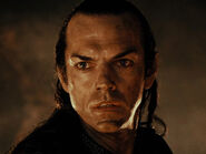 Hugo Weaving as Elrond (Second Age)