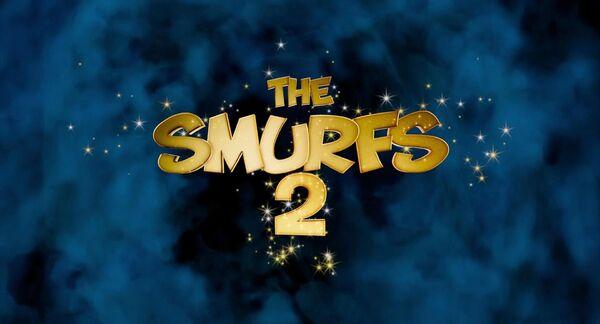 The Smurfs 2 Logo