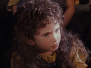 Taea Hartwell as Cute Hobbit Child