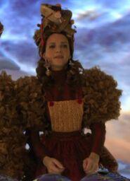 Kristin Davis as Max's Mom (Cookie Giant)
