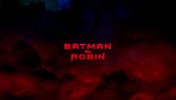 Batman & Robin Logo